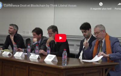 Blockchain : lien vidéo